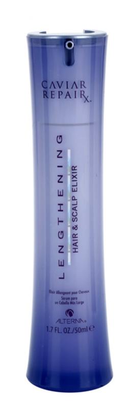 Alterna Caviar Repair erősítő szérum a haj növekedésének elősegítésére