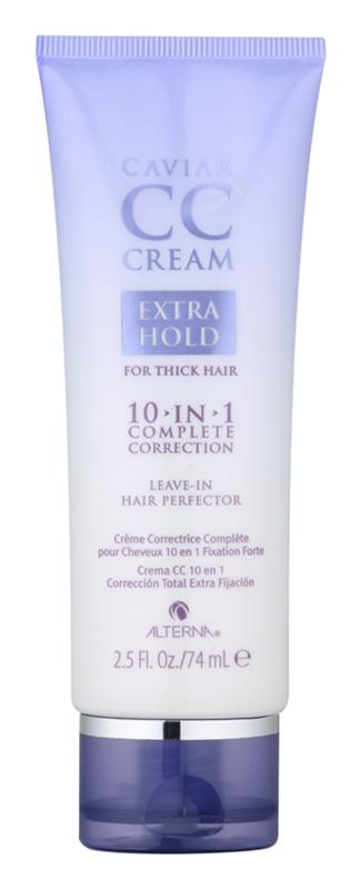 Alterna Caviar Style crema CC para cabello fijación extrema