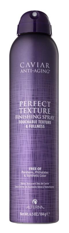 Alterna Caviar Style spray a végső hajformázásra