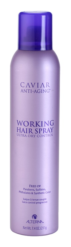 Alterna Caviar Style spray para cabelo ultra-seco