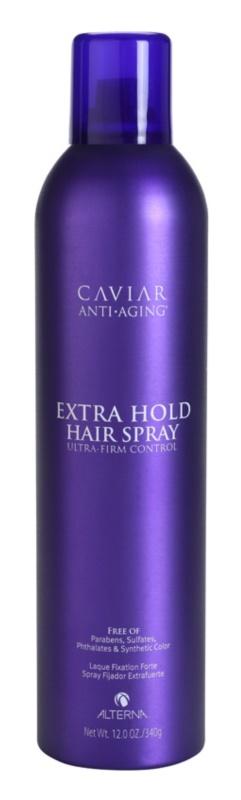 Alterna Caviar Style lak na vlasy extra silné zpevnění