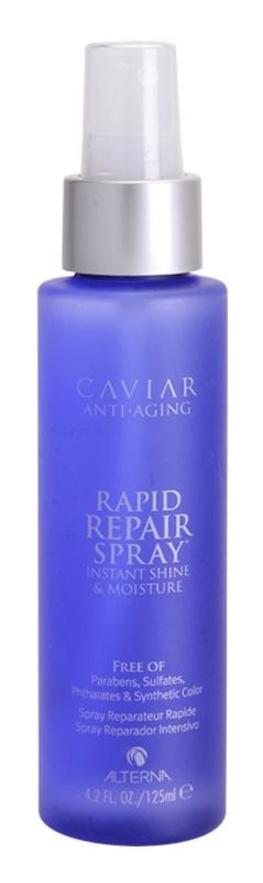 Alterna Caviar Style Spray für augenblickliche Regeneration spendet Feuchtigkeit und Glanz