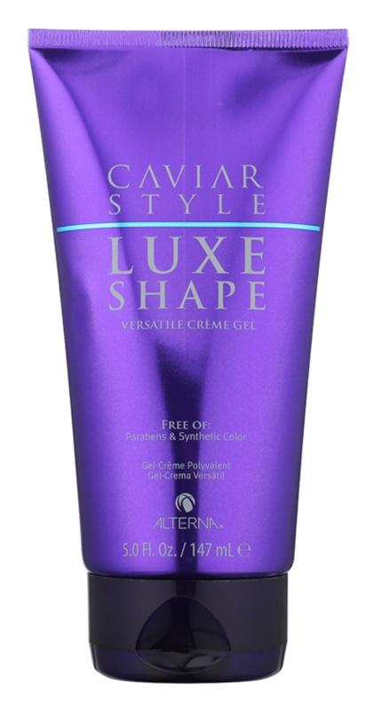 Alterna Caviar Style gel cremoso para cabelo