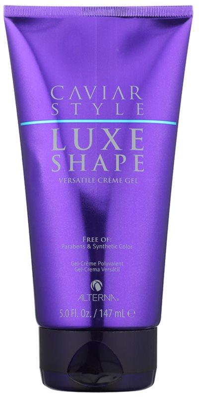 Alterna Caviar Style krémový gél na vlasy