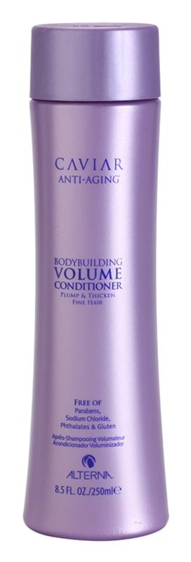 Alterna Caviar Volume condicionador hidratante para um volume mais rico