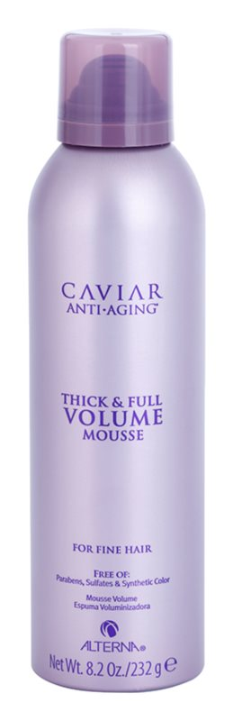Alterna Caviar Volume espuma de cabelo para dar volume
