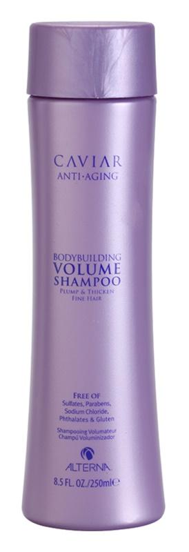 Alterna Caviar Volume szampon kawiorowy do zwiększenia objętości