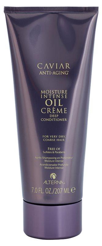 Alterna Caviar Moisture Intense Oil Creme hidratáló kondicionáló nagyon száraz és durva hajra