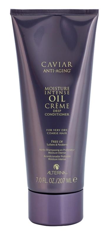 Alterna Caviar Moisture Intense Oil Creme Hydraterende Conditioner voor Zeer Droog en Dik Haar