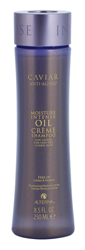 Alterna Caviar Moisture Intense Oil Creme šampon za izrazito suhu kosu