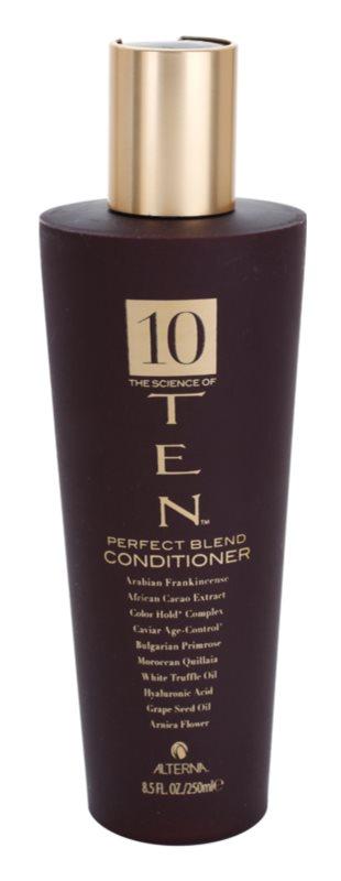 Alterna Ten après-shampoing hydratant pour tous types de cheveux