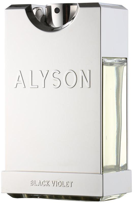 Alyson Oldoini Black Violet eau de parfum per donna 100 ml