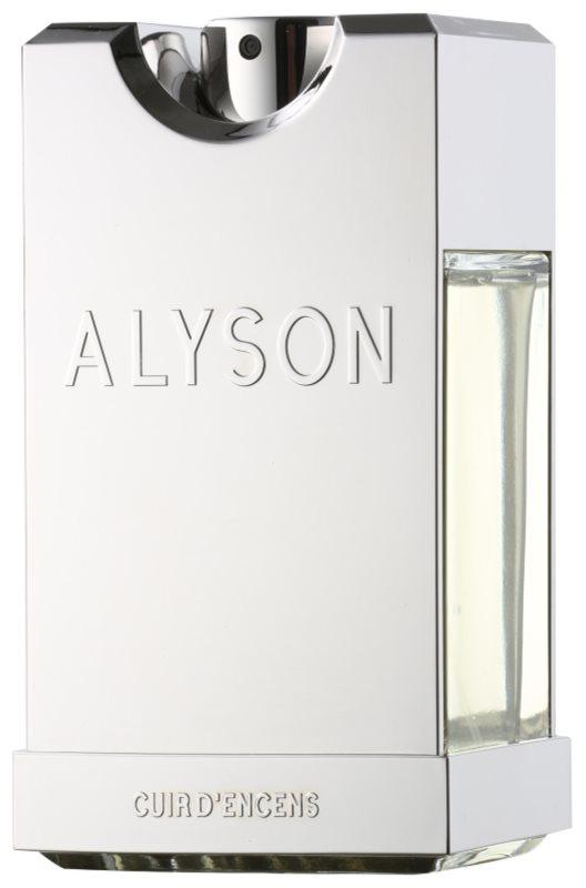 Alyson Oldoini Cuir d'Encens eau de parfum per uomo 100 ml