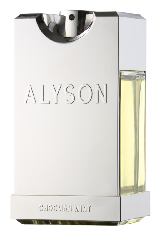 Alyson Oldoini Chocman Mint eau de parfum per uomo 100 ml