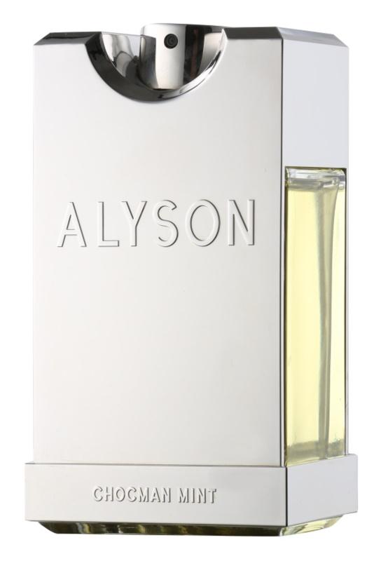 Alyson Oldoini Chocman Mint parfumska voda za moške 100 ml