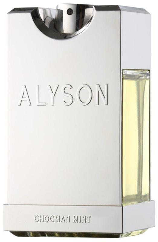 Alyson Oldoini Chocman Mint woda perfumowana dla mężczyzn 100 ml