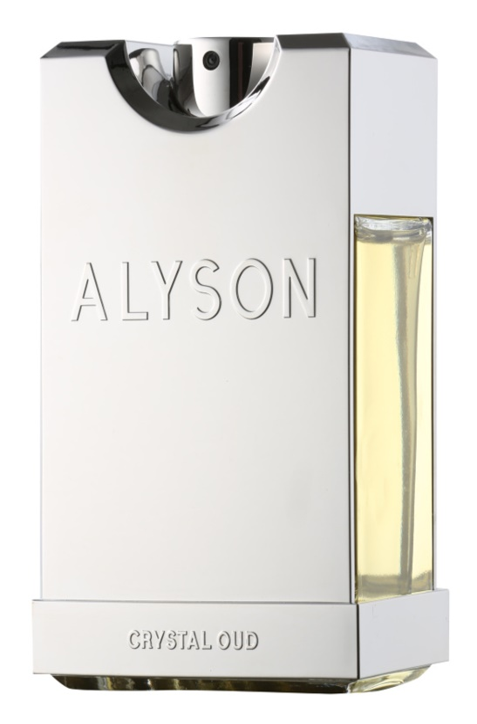 Alyson Oldoini Crystal Oud parfumska voda za moške 100 ml