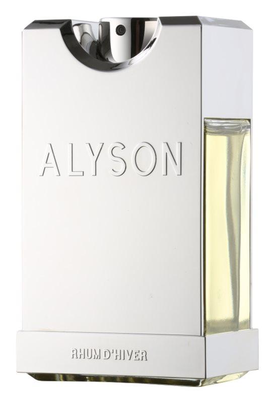 Alyson Oldoini Rhum d'Hiver Eau de Parfum for Men 100 ml