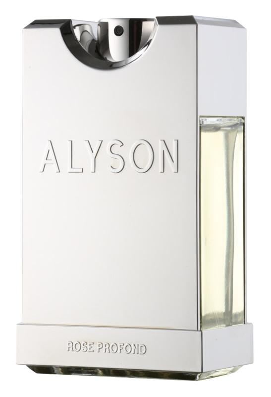 Alyson Oldoini Rose Profond eau de parfum pour femme 100 ml