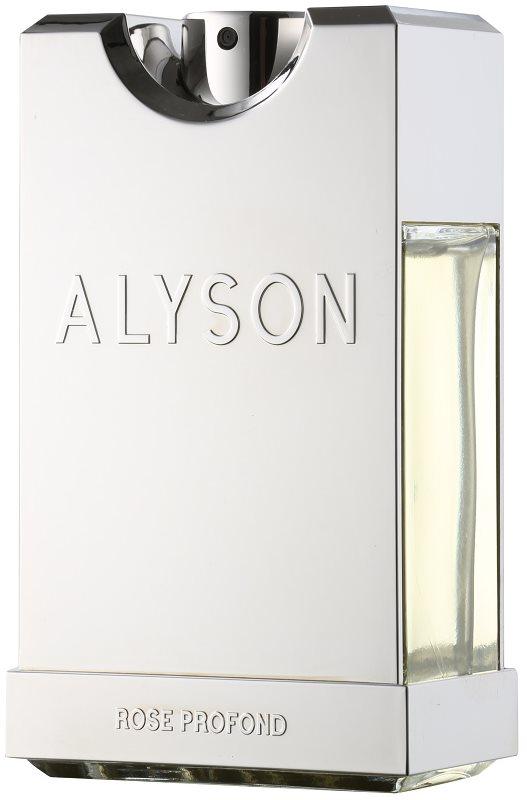 Alyson Oldoini Rose Profond woda perfumowana dla kobiet 100 ml