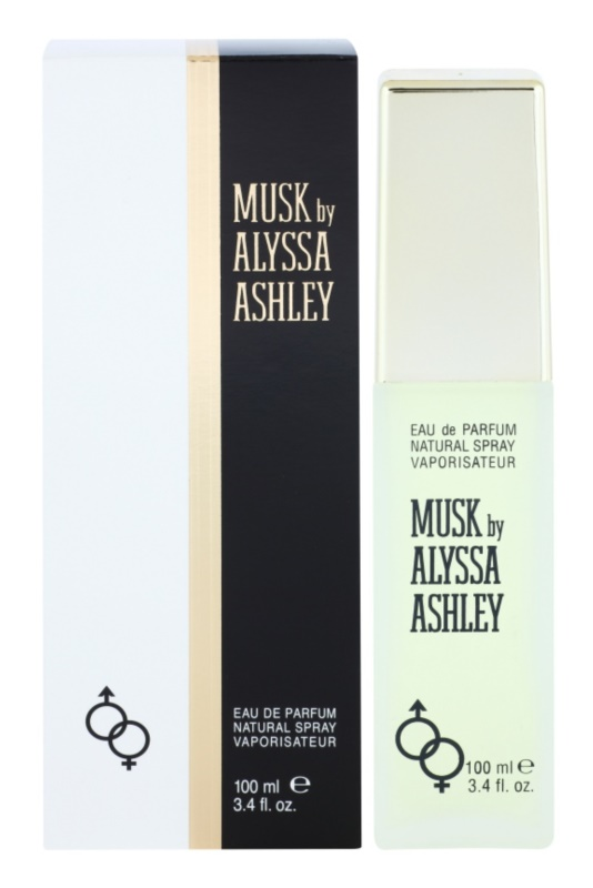Alyssa Ashley Musk woda perfumowana unisex 100 ml