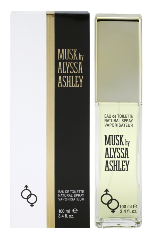 Alyssa Ashley Musk toaletna voda uniseks 100 ml