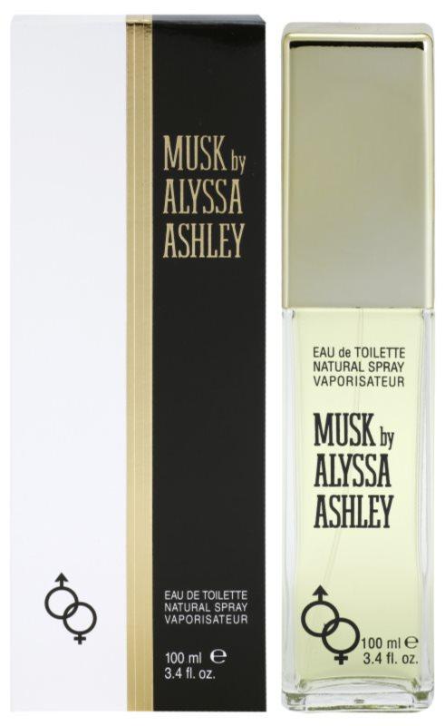 Alyssa Ashley Musk toaletní voda unisex 100 ml