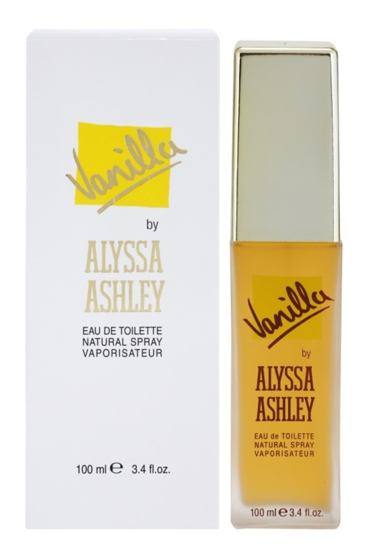 Alyssa Ashley Vanilla Eau de Toilette voor Vrouwen  100 ml