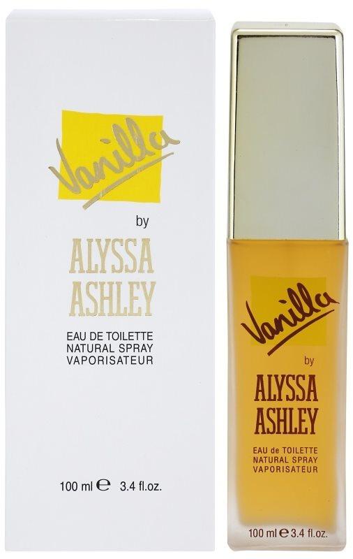 Alyssa Ashley Vanilla toaletní voda pro ženy 100 ml