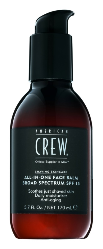 American Crew Shaving After Shave Balm SPF 15