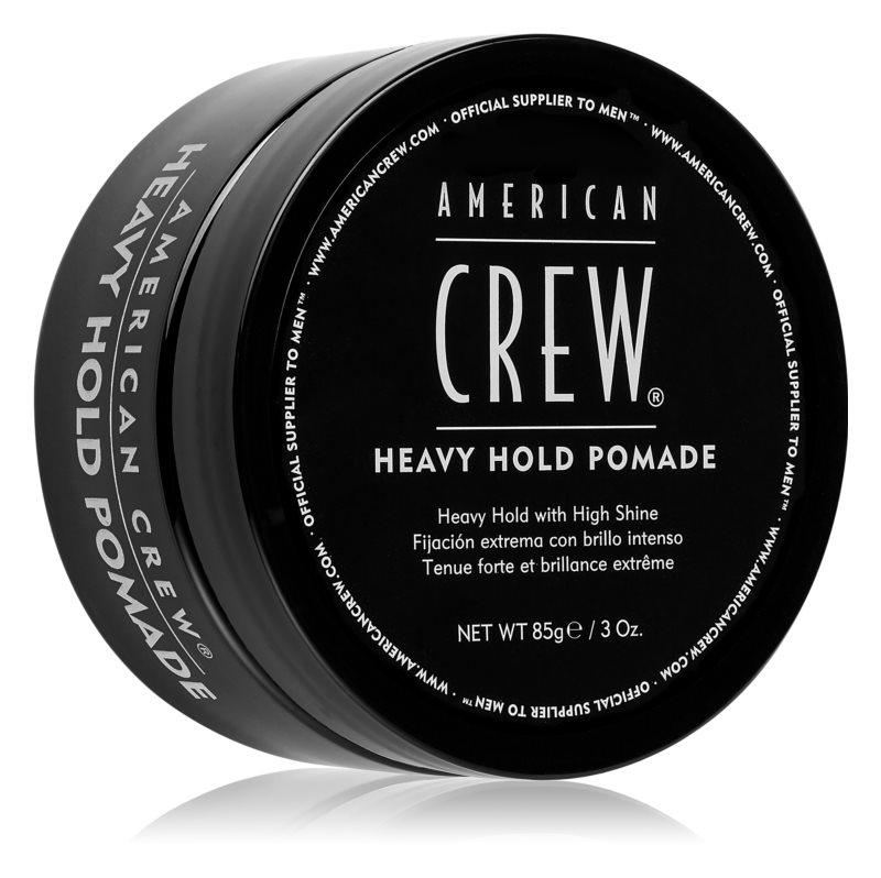 American Crew Classic pomada de cabelo com fixação forte