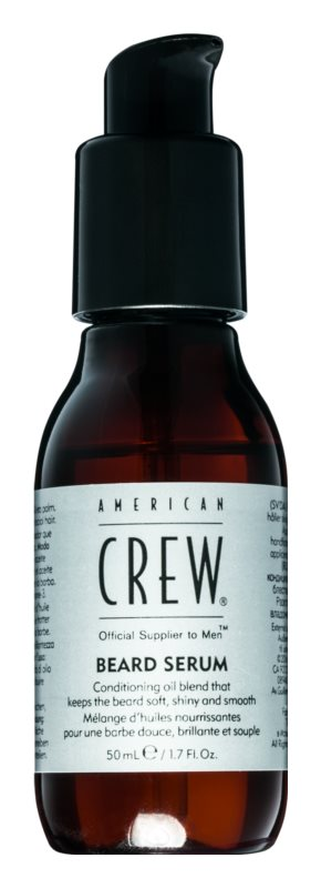 American Crew Beard sérum barbe