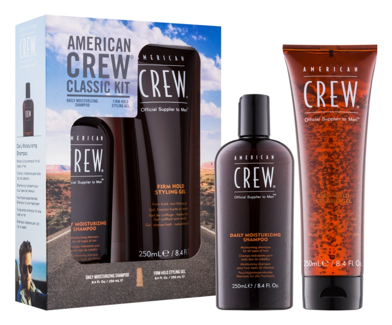 American Crew Classic Kosmetik-Set  VII.