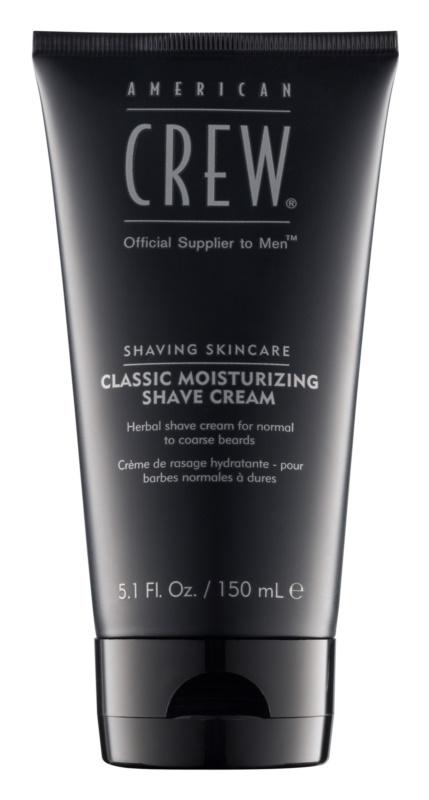 American Crew Shaving Classic crema per rasatura alle erbe