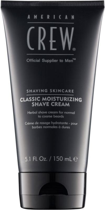American Crew Shaving Classic crème de rasage aux herbes