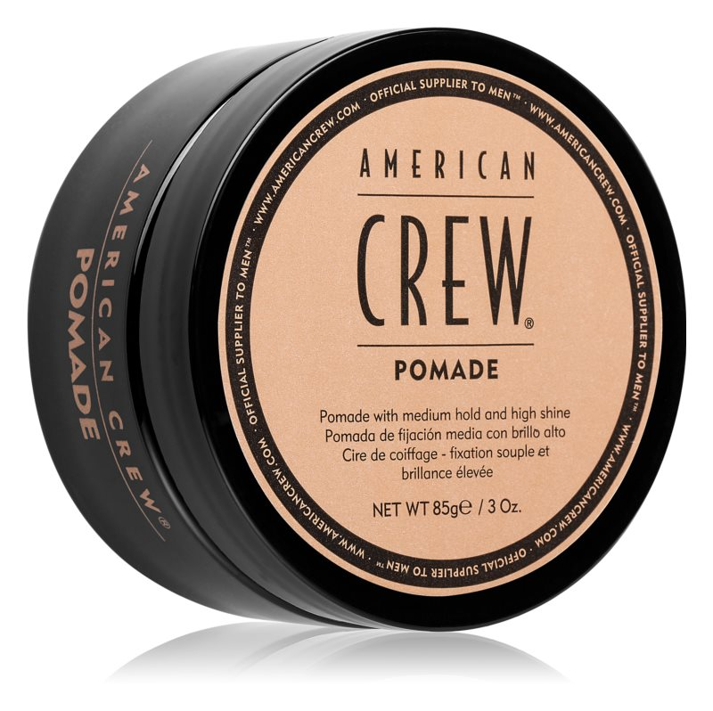 American Crew Classic Pomade Medium Hold with High Shine