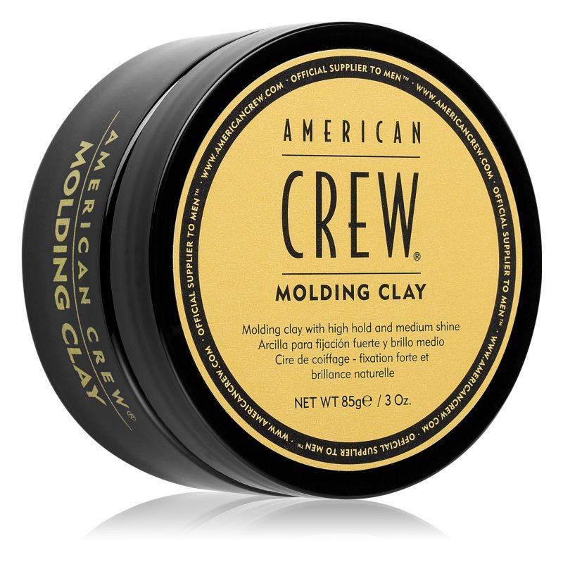 American Crew Classic modellező agyag erős fixálás