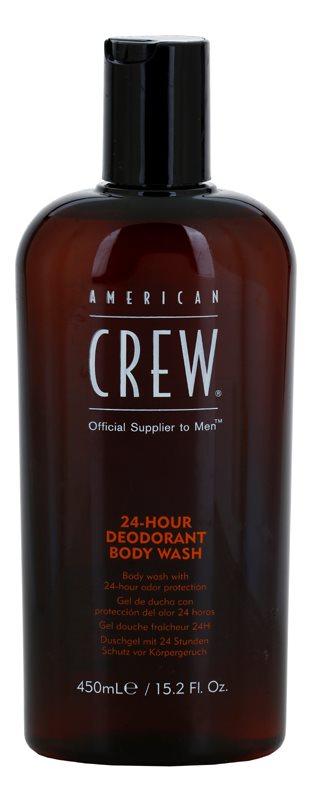 American Crew 24 Hour gel za tuširanje s učinkom dezodoransa 24h