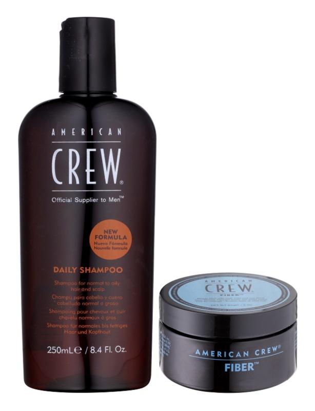 American Crew Classic lote cosmético I.