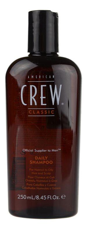 American Crew Classic sampon pentru par normal spre gras