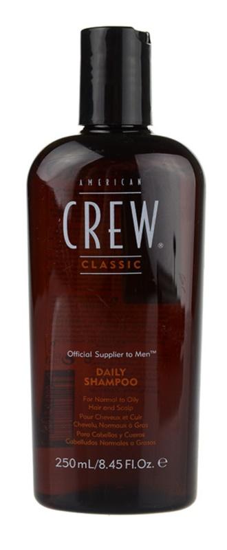American Crew Classic šampon pro normální až mastné vlasy