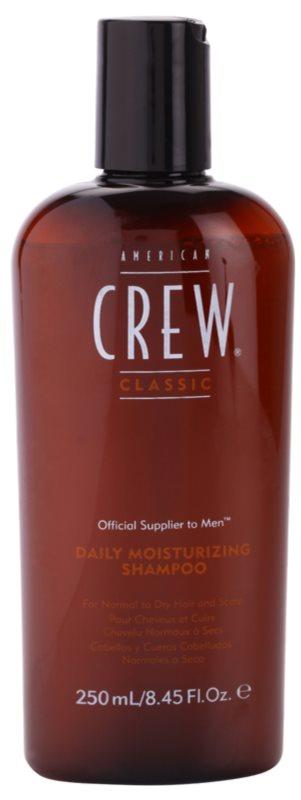 American Crew Classic hidratáló sampon