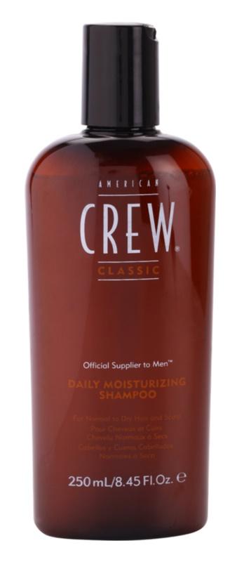 American Crew Classic vlažilni šampon