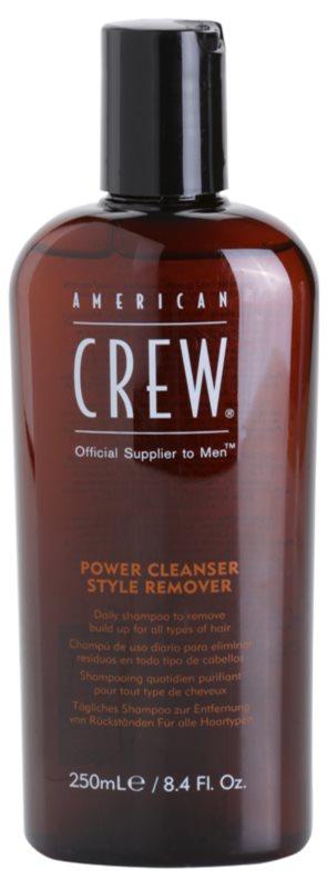 American Crew Classic čistiaci šampón na každodenné použitie