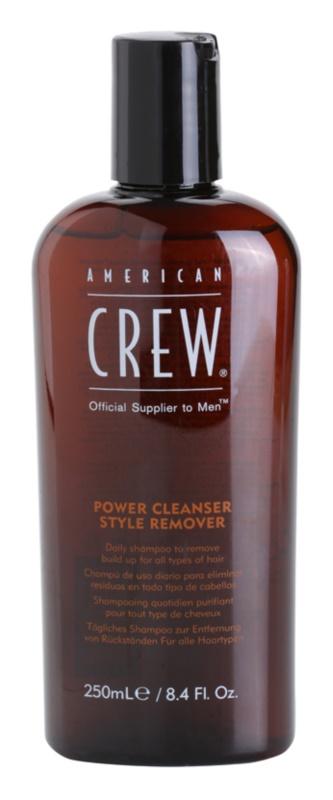 American Crew Classic šampon za čišćenje za svakodnevnu uporabu