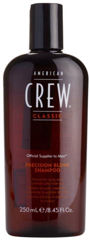 American Crew Classic shampoing pour cheveux colorés