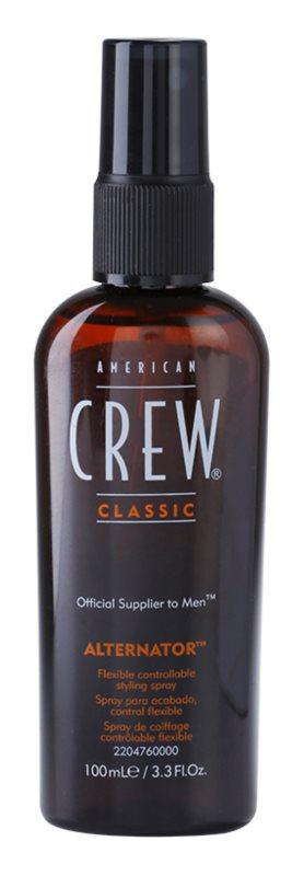 American Crew Classic pršilo za lase za fiksacijo in obliko