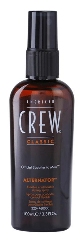 American Crew Classic спрей за коса за фиксиране и оформяне