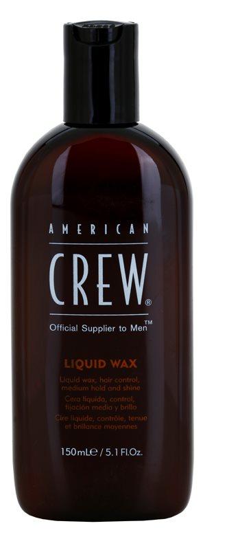 American Crew Classic cera liquida per capelli lucido