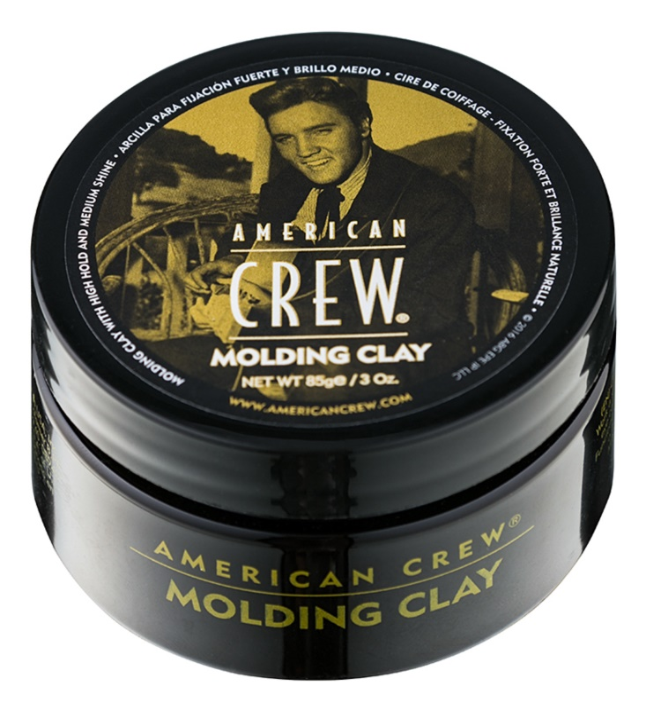 American Crew Classic modelovací hlína silné zpevnění